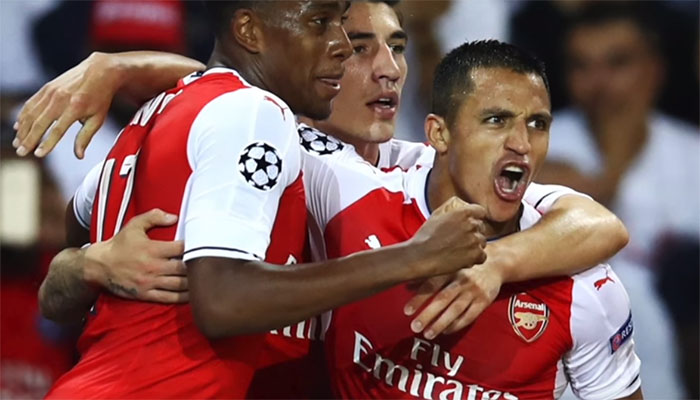 Arsenal Champions League Quoten Gruppe A