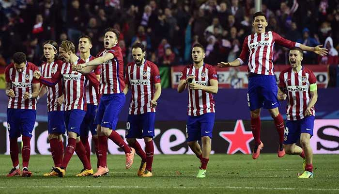 Atletico Madrid Champions League Wetten und Quoten