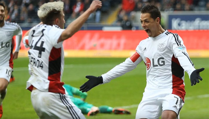 04 Leverkusen spielt in Gruppe E