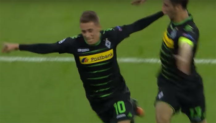 Borussia Mönchengladbach in der Champions League 2016/17 Sportwetten