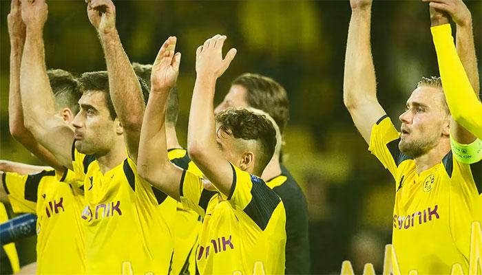 Borussia Dortmund in der Champions League 2016/17 Sportwetten