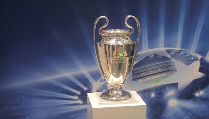 Champions League Fussball Pokal