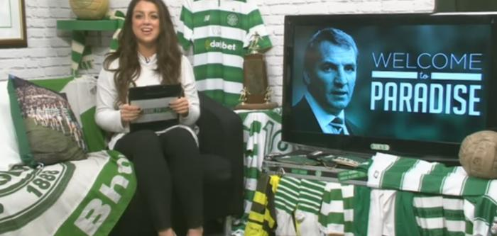 Celtic Glasgow TV